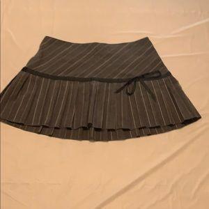 Xhilaration School girl mini skirt